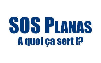 A quoi sert l'Asociacion de Vecinos de Planes del Rei (SOSPlanas) ?
