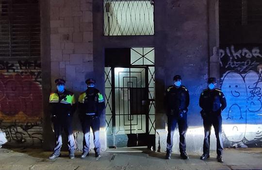 Phénomène des squats: Le triste record catalan
